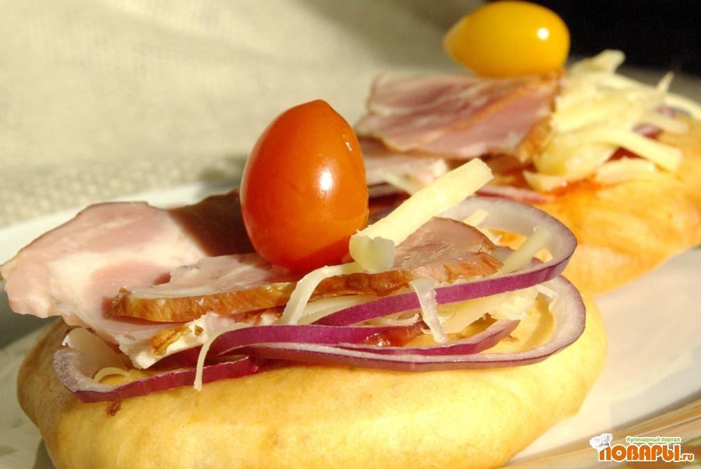 Рецепт Мини-хлебцы