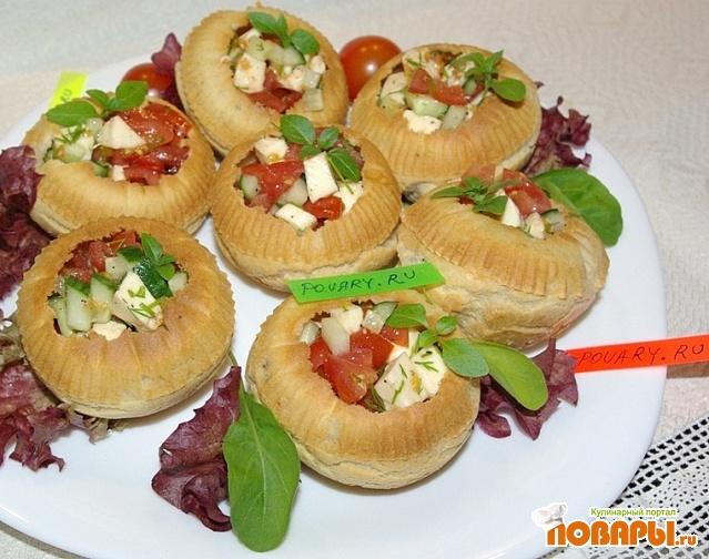 Рецепт Закуска в Итальянском стиле