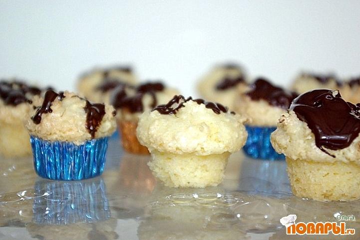 Рецепт Кокосовые конфеты