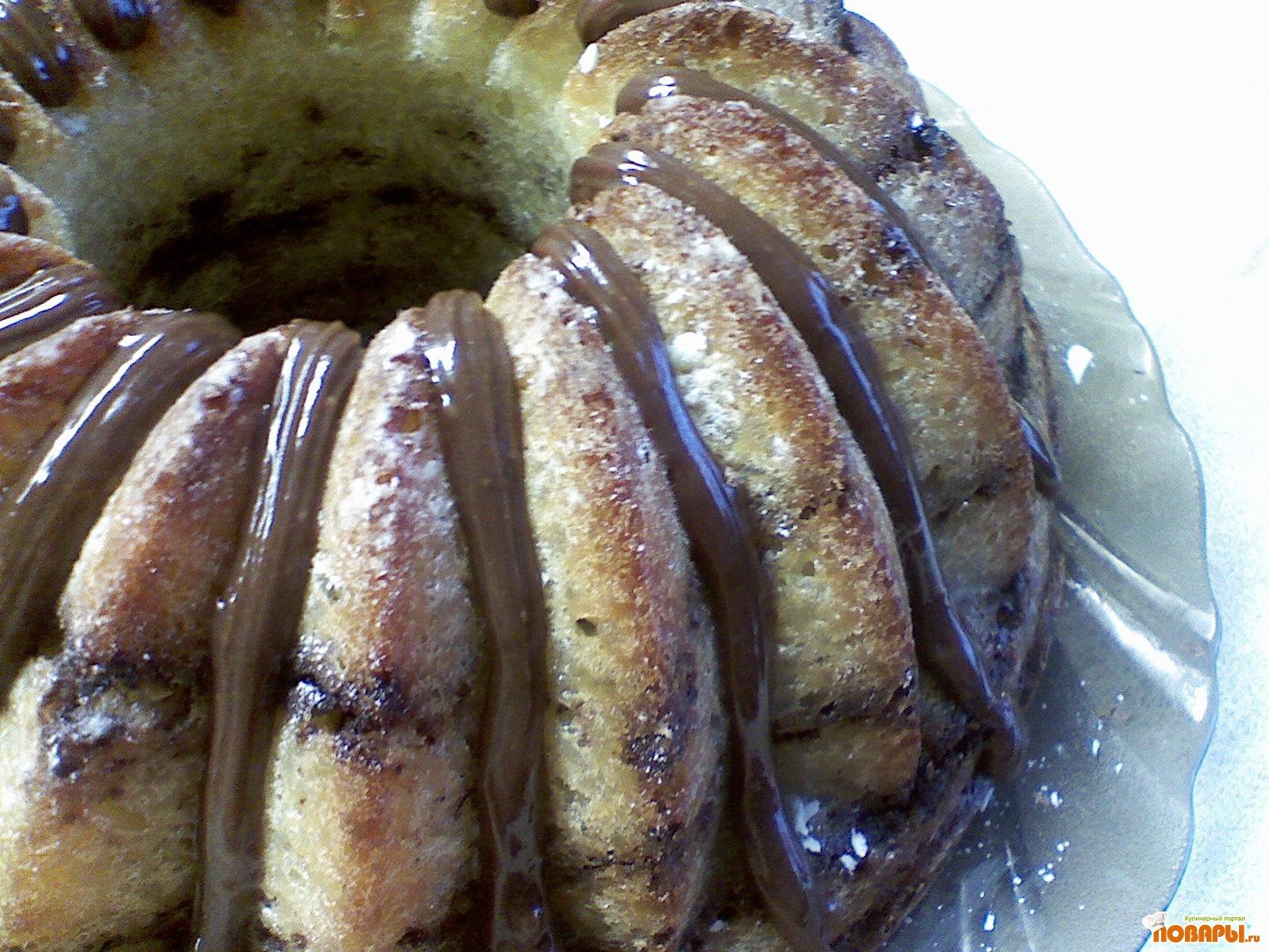 Рецепт Рисовый торт-кольцо