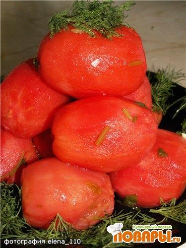 Рецепт Эротические помидоры