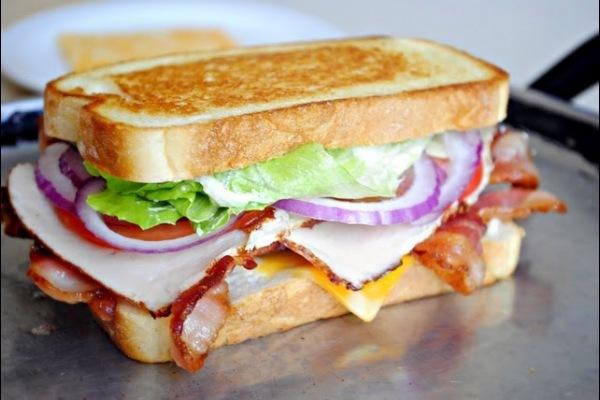 Рецепт Утренний сэндвич