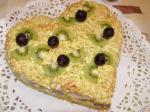 Фруктовый пирог к дню Св. Валентина