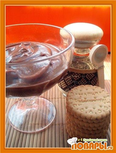 Рецепт Домашняя «Нутелла»