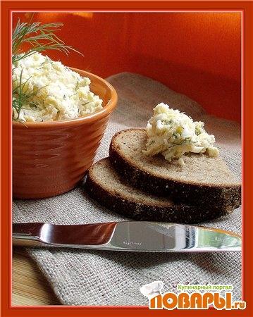 Рецепт Яичное масло для бутербродов