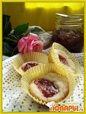 Рецепт Яблочное печенье по-шведски