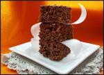 Пирог из свеклы с какао