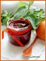 Клубничный джем с апельсином
