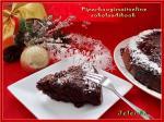Шоколадный пирог с пряностями (Piparkoogimaiseline sokolaadikook)