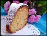 Тыквенно - имбирный кекс