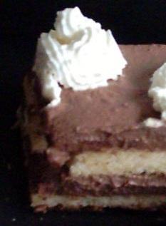 Рецепт Орехово-шоколадный торт (без муки!)