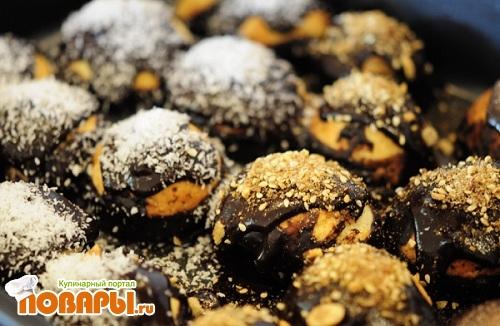 Рецепт Печенье «Праздничное настроение»