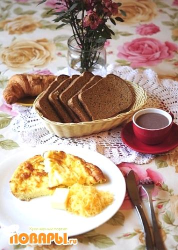 Рецепт Яичный Омлет «Любимый Завтрак»