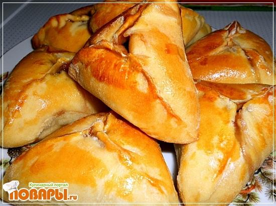 Рецепт Тесто дрожжевое сдобное для пирогов с начинкой (рецепт для хлебопечки)