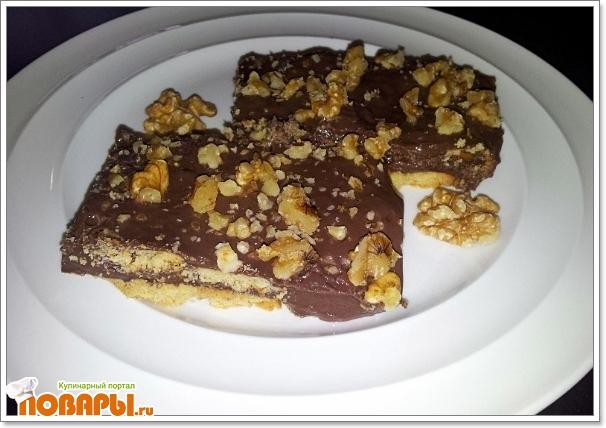 Рецепт Пудинговый десерт