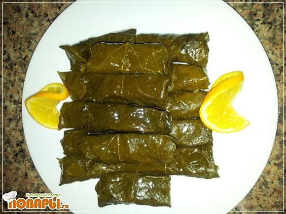 Рецепт Долма по турецки