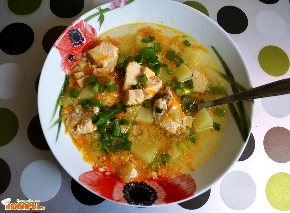 Рецепт Суп рыбный в мультиварке