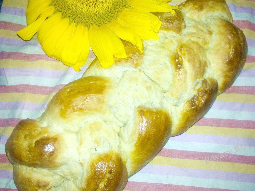 Рецепт Хлеб «Литовская Хала»