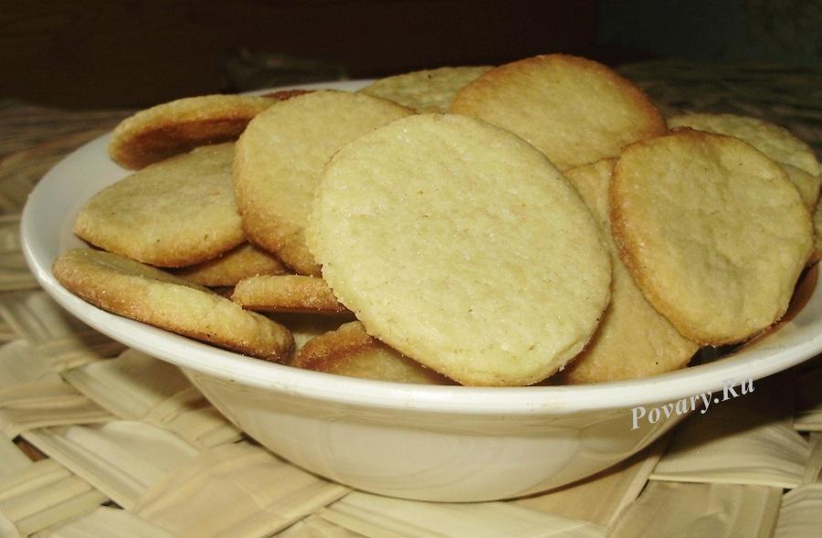 Рецепт Детское печенье