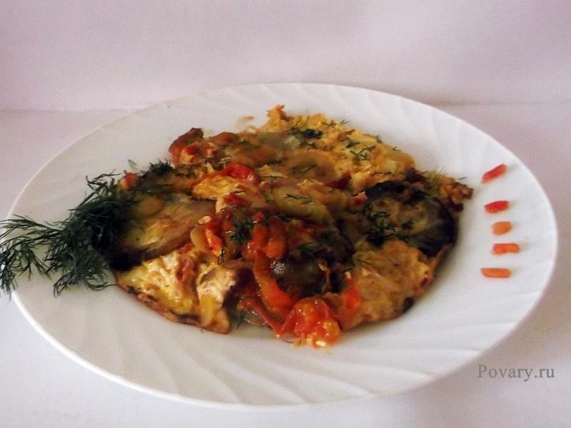 Рецепт Оригинальная закуска «Двухминутка»