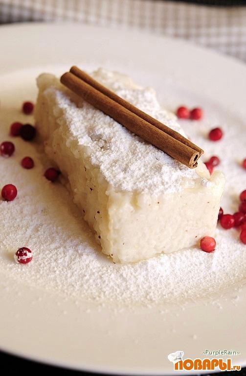 Рецепт Рисовый десерт