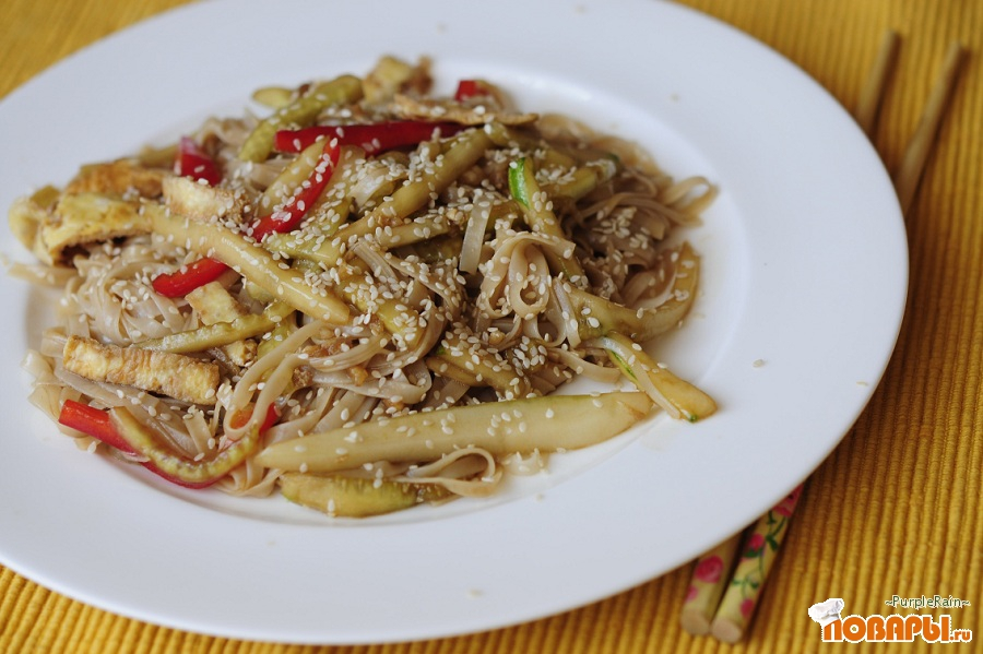 "Рецепт Китайский салат ""Гуанчжоу"""