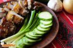 Рецепт Сало «на Китайский мотив»