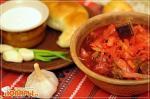 Борщ «Такой как я готовлю»