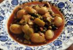Овощной суп «Весенний» с молодым картофелем