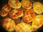 Рецепт Котлеты картофельные с грибами