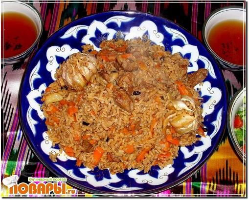 Рецепт «Кавурма ош», он же «Ферганский плов», он же «Плов по узбекски» в интернете….