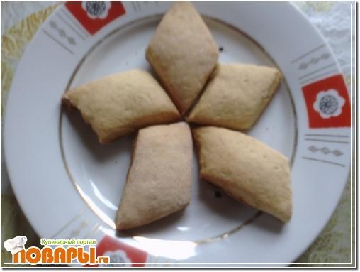 Рецепт Бабушкины коржики