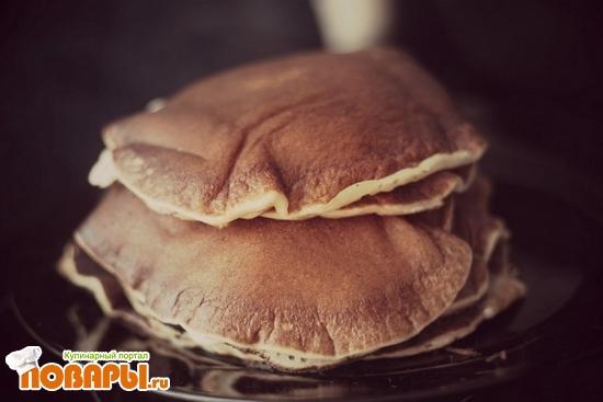 Рецепт Панкейки (Pancakes), или американские блинчики