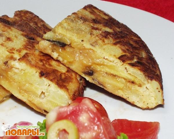 Рецепт Испанский омлет
