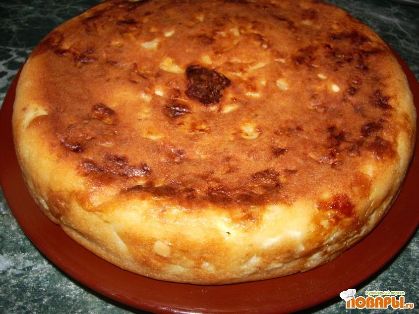 Рецепт Пирог капустный из мультиварки