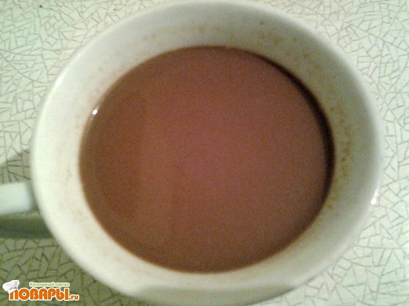 Рецепт Шоколадный напиток