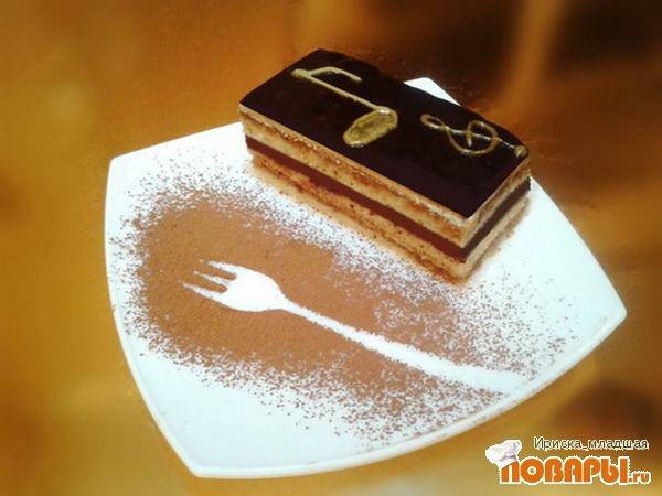 "Рецепт Торт ""Опера"""