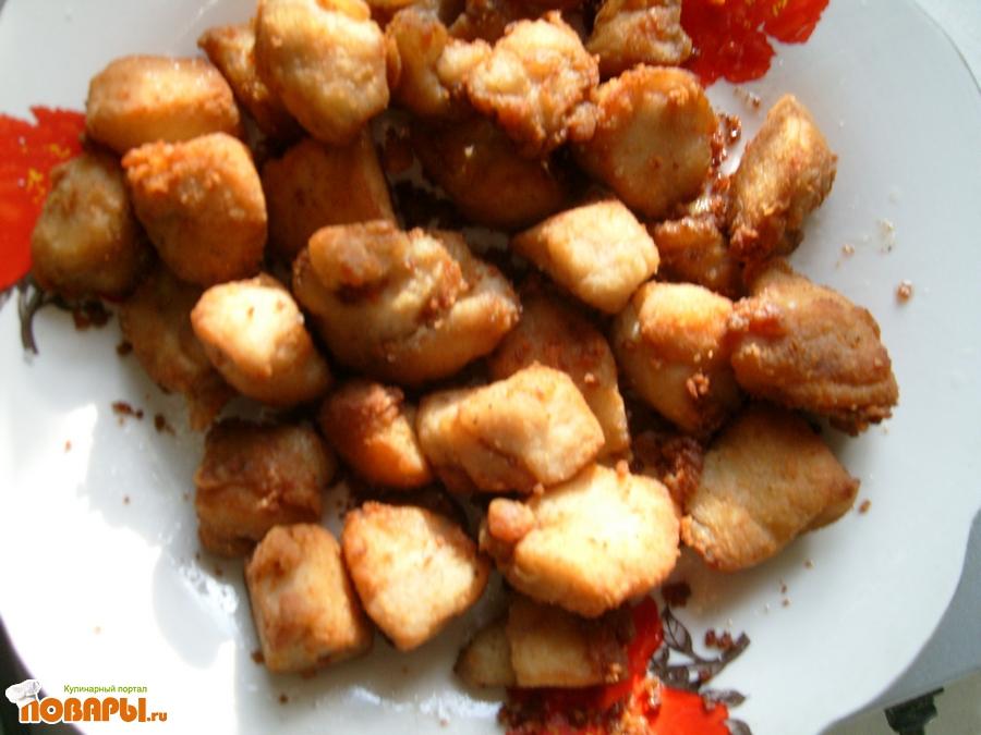 Рецепт Карбонад из куриного филе