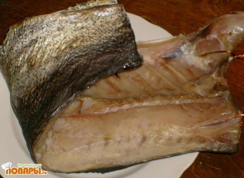 Рецепт Толстолобик соленый - маринованный-подвяленый