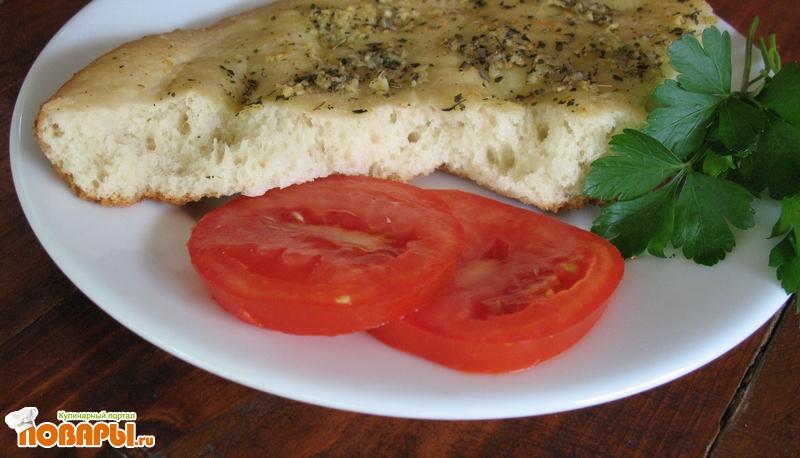 Рецепт Фокачча - итальянский хлеб