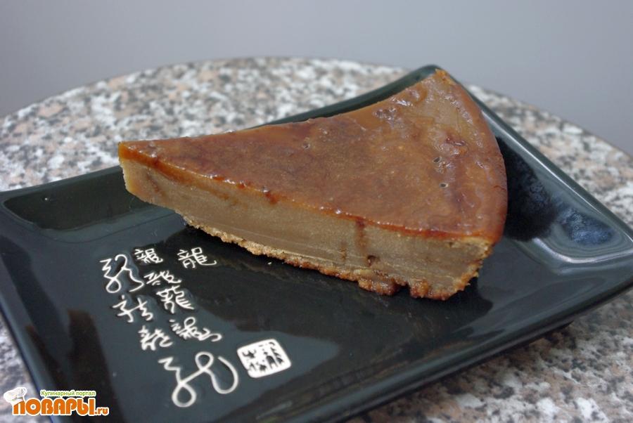 Рецепт Кофейный кекс с кардамоном в мультиварке