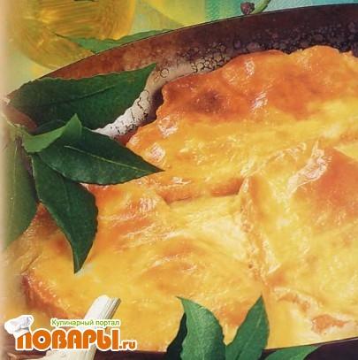 Рецепт Пирог «Пятиминутка»