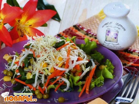 Рецепт Аргентинский салат