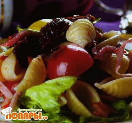 Рецепт Неаполитанский салат с томатами