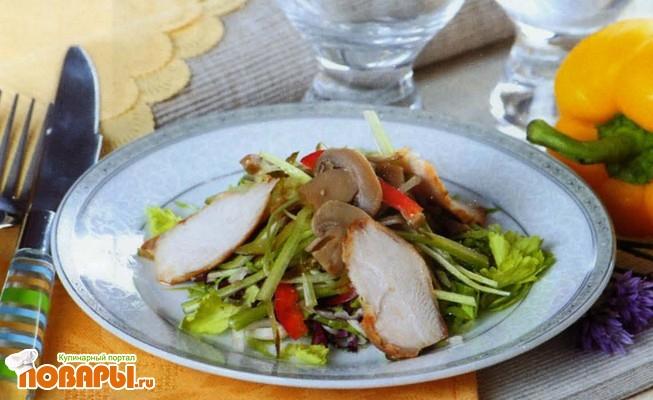 Рецепт Английский салат