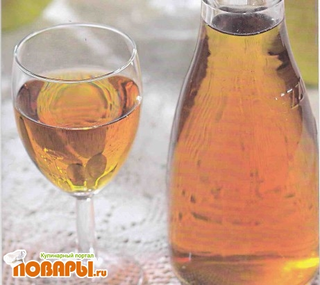 Рецепт Яблочное вино