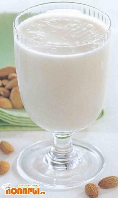 Рецепт Миндальный кисель