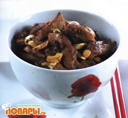 Рецепт Куриное филе в тархунном маринаде