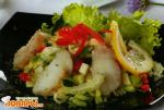 Рыбный салат с сельдереем по-манчестерски
