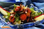 Тосканский салат с мидиями